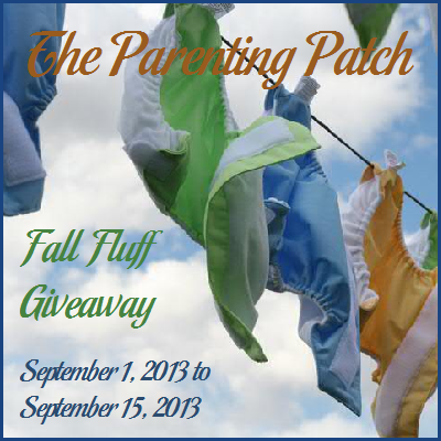 The Parenting Patch Fall Fluff Giveaway
