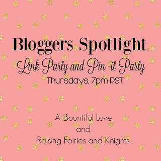 Bloggers Spotlight Link Party