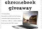 Samsung Chromebook Giveaway {Closed}