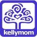 KellyMom logo