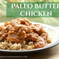 paleo butter chicken