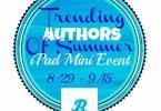 Trending Authors of Summer iPad Mini Event Giveaway {Closed}