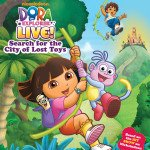 Dora the Explorer Live! is Coming to Vancouver & Surrey