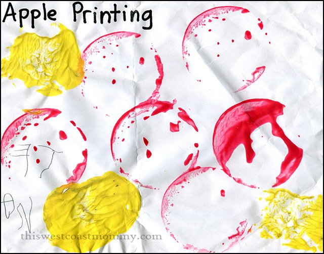 apple printing page