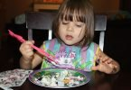 Wordless Wednesday: Eating with Chopsticks! #WW