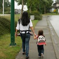walking to school 2