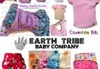 #NatBabyBump Hop: Earth Tribe Cloth Diaper Giveaway {Closed}