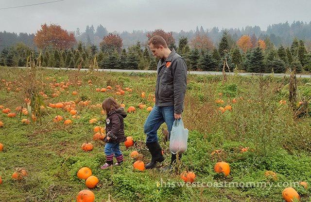 Wordless Wednesday: Pumpkin Picking