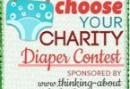 The 2013 Choose Your Charity Diaper Event {Closed}