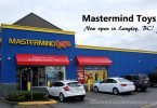 Mastermind Toys in Langley, BC Grand Opening