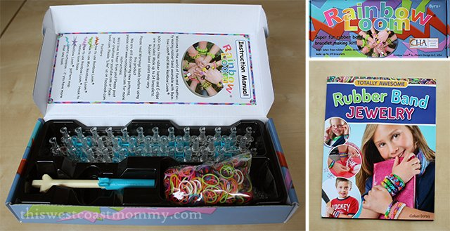 Rainbow Loom at Mastermind Toys
