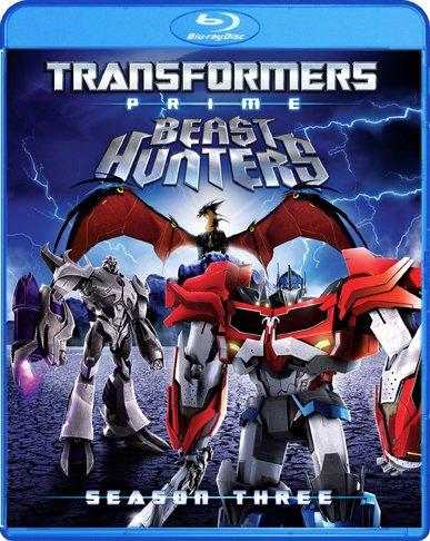 Transformers Prime: Season Three - Beast Hunters