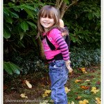 Whyknotmom Doll Carrier Review #HolidayGiftGuide