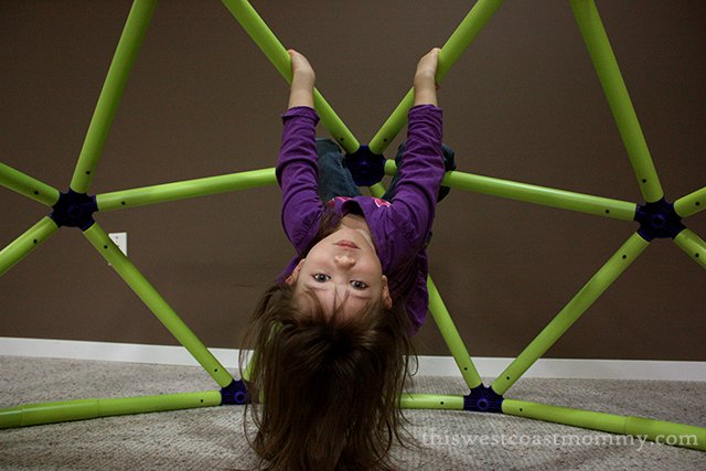 Eezy Peezy Monkey Bars From #MastermindToys Is The Ultimate Gift For An  Active Preschooler!