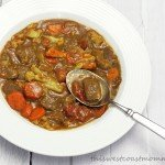Paleo Curry Beef Stew #Recipe