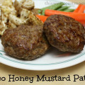 #Paleo Honey Mustard Patties #recipe #glutenfree - This West Coast Mommy