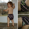 Glow Bug diaper Collage