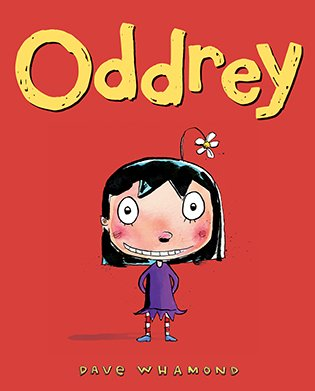 Books under the tree? Yes please! Read my review of Oddrey by Dave Whamond (Owlkids Books) #HolidayGiftGuide - This West Coast Mommy
