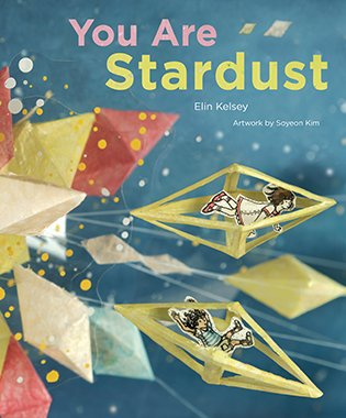 Books under the tree? Yes please! Read my review of You Are Stardust by Elin Kelsey (Owlkids Books) #HolidayGiftGuide - This West Coast Mommy