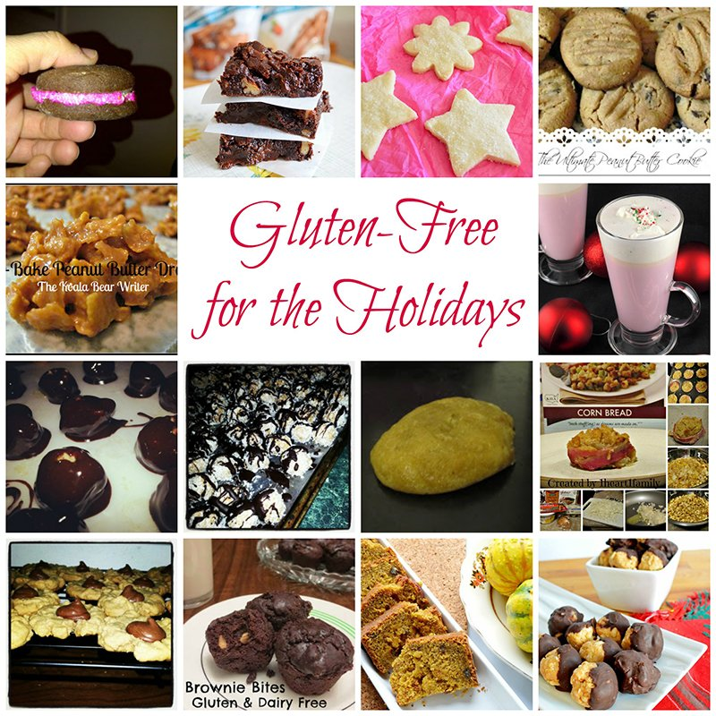 Gluten-Free for the Holidays! 14 paleo-friendly and gluten-free #recipes