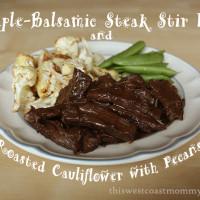 steak stir fry with cauliflower 2