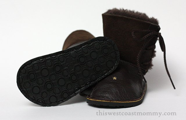 Soft Star Shoes - North Star boots review