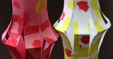 Classic Paper Lanterns Craft
