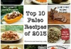Top 10 #Paleo Recipes of 2013