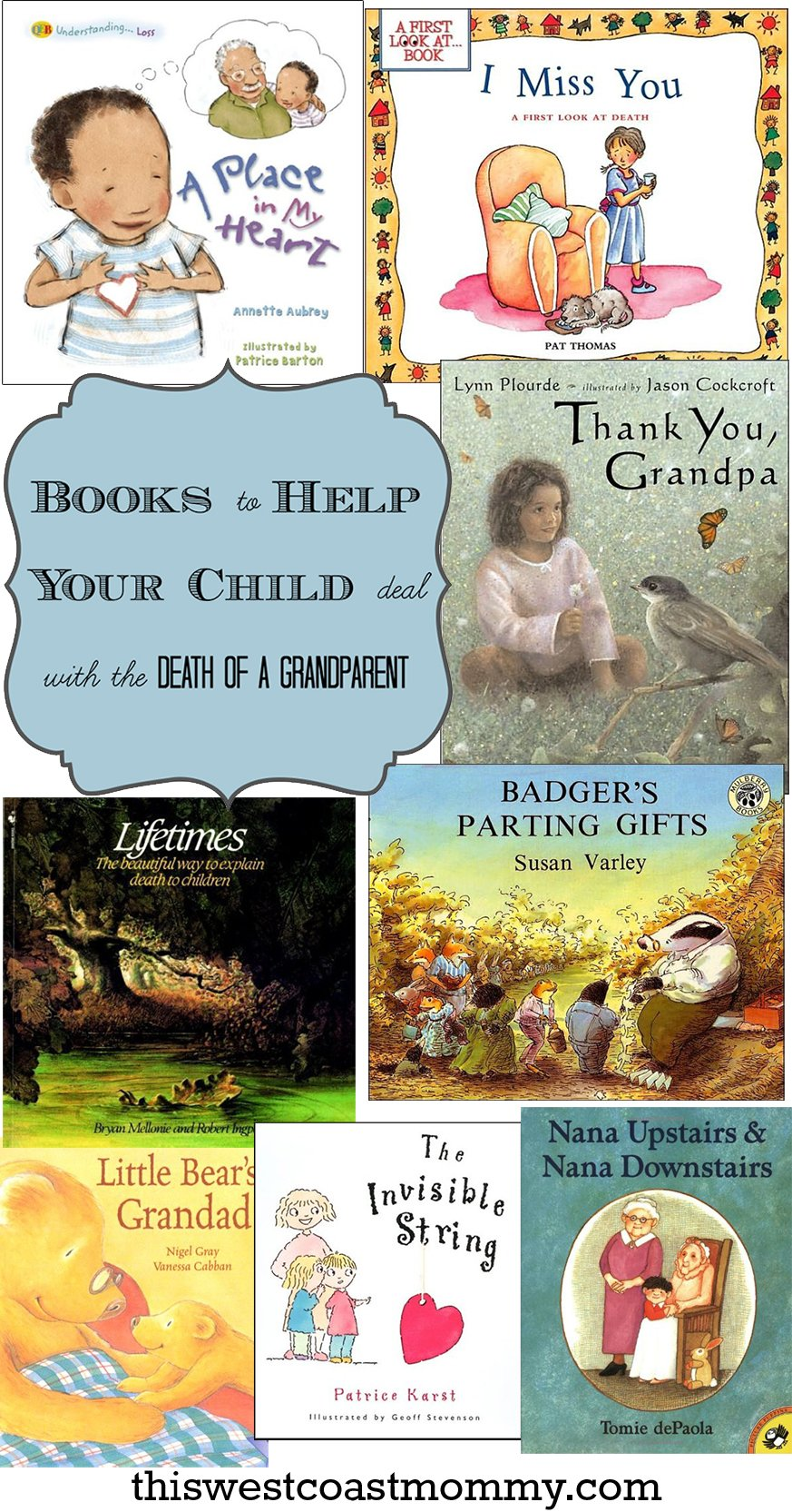 Books to help your child deal with the death of a grandparent this books to help your child deal with the death of a grandparent fandeluxe Images