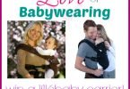 líllébaby Carrier #Giveaway {Closed} – For the Love of #Babywearing