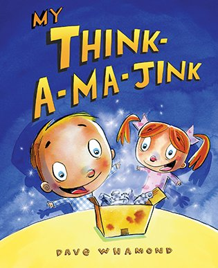 My Thinkamajink book review #kidlit