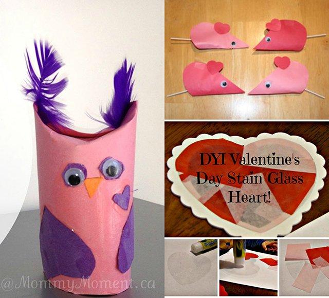 Valentine S Day Toddler And Preschooler Craft Roundup This West