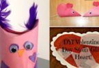 Valentine's Day Toddler and Preschooler Craft Roundup