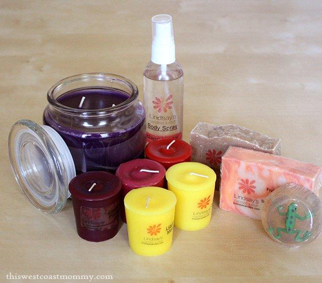 lindsay's candles & stuff