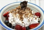 Paleo Fruit Sundae Recipe