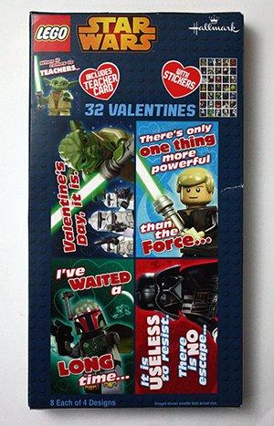 #StarWars #ValentinesDay cards