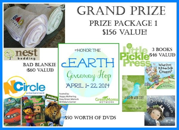 Grand Prize Honor the Earth Prize Package 1