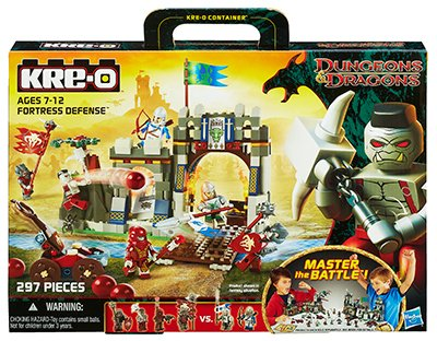 March Break Play-Cation with Kre-O and Hasbro