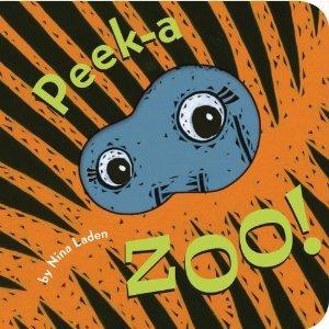 Peek-a-Zoo! by Nina Laden