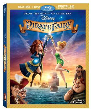 The Pirate Fairy available on Blu-ray April 1