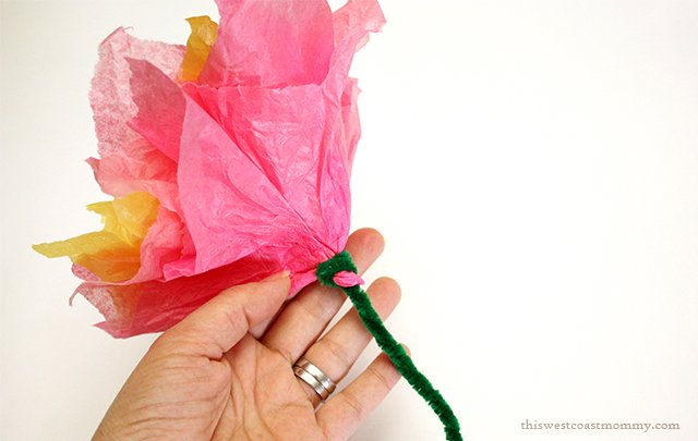How To Make Flower Using Origami