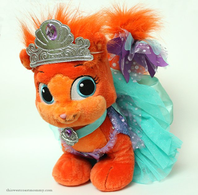 Disney Princess Palace Pets Build A Bear Treasure
