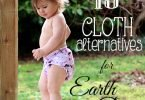 13 Cloth Alternatives for Earth Day