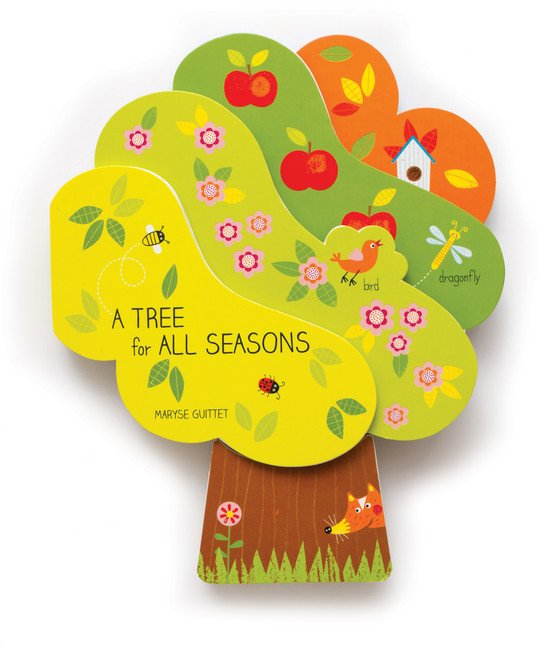 A Tree for All Seasons by Maryse Guittet