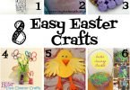 8 Easy Easter Crafts