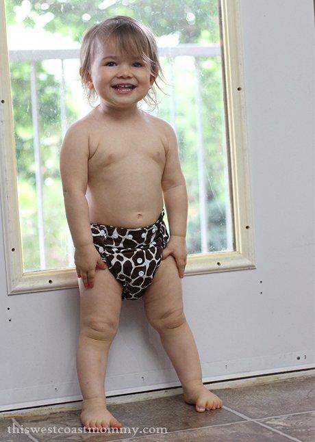 Smart Bottoms Smart One 3.1 Organic AIO Cloth Diaper Review