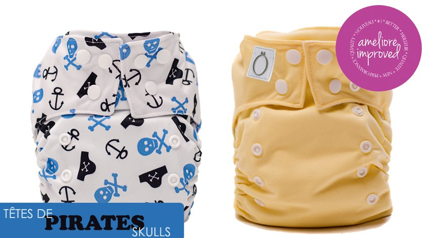 Win an Omaiki AIO Cloth Diaper! US/CAN, 6/17