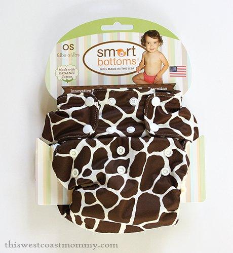 Smart Bottoms Smart One 3.1 AIO Cloth Diaper Review