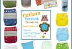 Omaïki AIÖ Cloth Diaper #Giveaway {Closed}