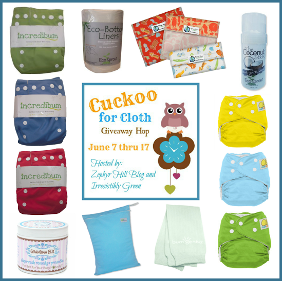cuckoo for cloth grand prize